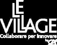 logo_LeVilalge-bianco-piccolo